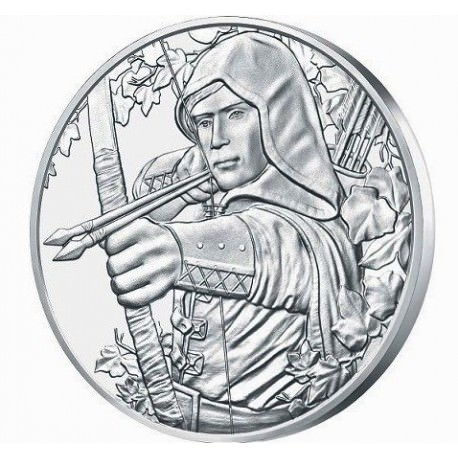 2019 Robin Hood 1oz Silver €1.5 Coin 825th Anniversary of the Austrian Mint