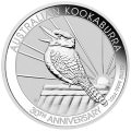 10 oz SILVER KOOKABURRA 2019 $10