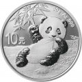 30 GR SILVER PANDA 2020 Yuan 10