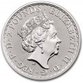 U.K. 1 oz silver The ROYAL ARMS 2020 £2