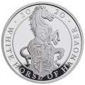 1 oz silver QUEEN'S BEAST 2020 The White HORSE OF HANOVER £5 PROOF