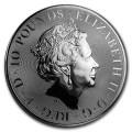 U.K. 10 oz silver The ROYAL ARMS 2020 £10