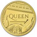 u.k. 1 oz GOLD Music Legends 2020 BU £100 QUEEN