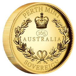 PM AUSTRALIA SOVEREIGN 2020 GOLD PROOF HIGH RELIEF PIEDFORT COIN