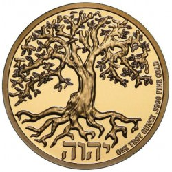 NIUE 1 oz gold TREE OF LIFE 2020 Proof Box + Coa