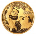 Gold CHINA PANDA 30 GR 2020 Yuan 500