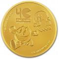 NIUE 1 oz GOLD PAC-MAN 40th ANNIVERSARY 2020 $250