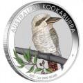 World Money Fair - Coin Show Special Australian Kookaburra 2021 1oz Silver Coin
