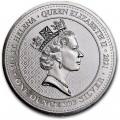 1 oz silver THE SPADE GUINEA 2019 EAST INDIAN COMPANY £1