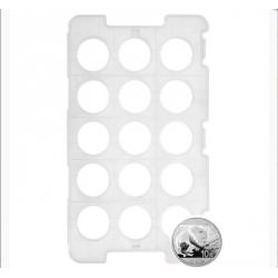 TRAY for 15 coins PANDA or KOOKABURRA