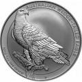 1 oz silver WEDGE-TAILED EAGLE 2016 Presale