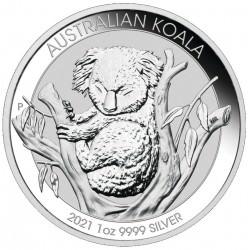 PM 1 oz silver KOALA 2020 $1 Australia