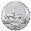 1 oz silver 25th anniversary LION KING THE CIRCLE OF LIFE 2020 $2