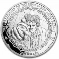 New Zealand 1 oz silver LORD OF THE RINGS 2021 FRODO - 20th Anniversary