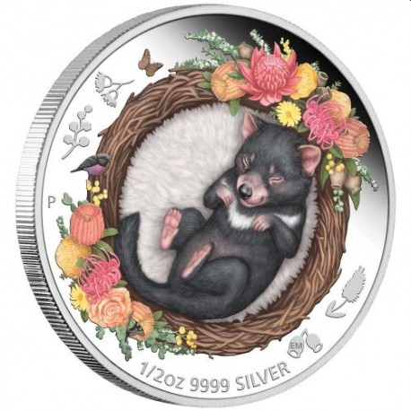 Perth Mint Dreaming Down Under – Koala 2021 1/2oz Silver Proof Coin