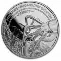 CONGO 1 oz silver Predators URSUS SPELAEUS 2021 BU 20fr.