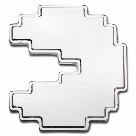 Niue 1 oz silver PAC-MAN 2021 $2 BU