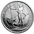 1 oz silver Britannia 2013 Privy Snake