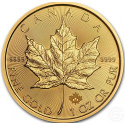 Goud GOLD MAPLE LEAF 1 oz