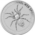 1 oz SILVER SPIDER 2015