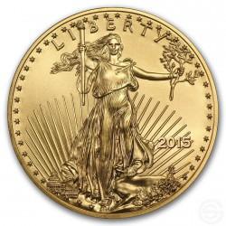 1/10 oz GOLD EAGLE $10