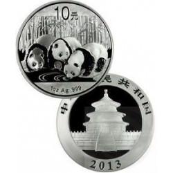 Silver 1 oz PANDA 2013