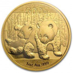 1 oz gold PANDA 2010 sealed