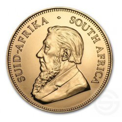 OR Krugerrand 1/2 oz gold