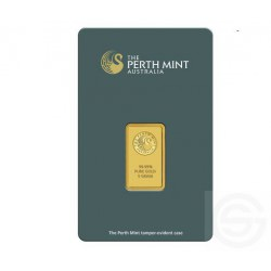 BAR 5 gr PERTH MINT