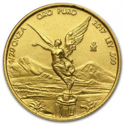 1/20 oz gold libertad 2017