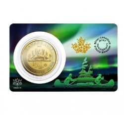 1 oz gold VOYAGER 2017 carte titrgae