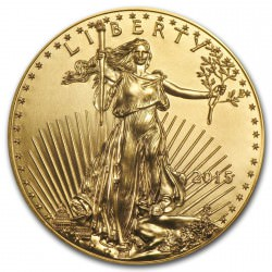 Gold US Gold EAGLE 1 oz 2015