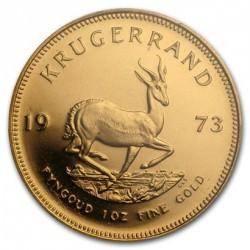 1 oz gold KRUGERRAND 2014