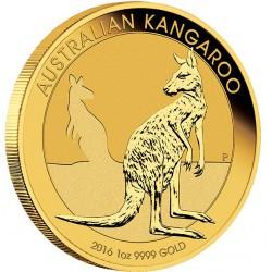 AUSTRALIAN NUGGET 1 oz 2016