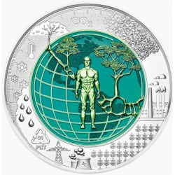 Austria NIOBIUM - ANTHROPOCENE €25