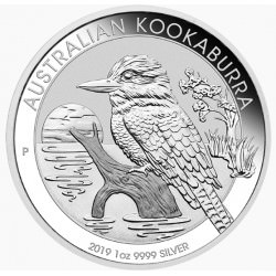 1 oz silver KOOKABURRA 2019 $1