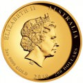 End of WWI 100th Anniversary 2018 2oz Gold Proof High Relief Coin