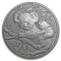 10 oz silver KOALA 2018 BU $10