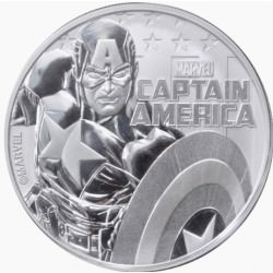 Perth Mint 1 oz silver 2018 MARVEL DEADPOOL $1