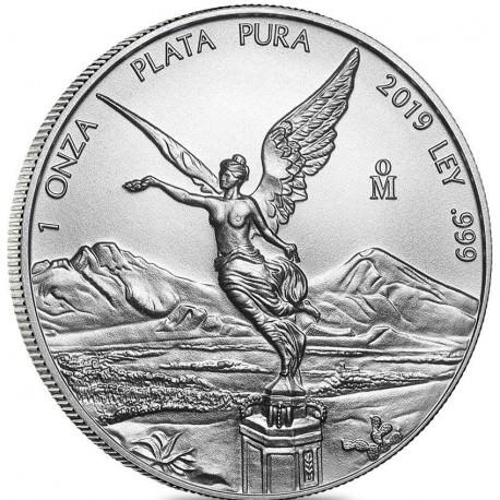 MEXICO 1 oz silver LIBERTAD 2018