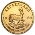 1 oz gold KRUGERRAND 1984