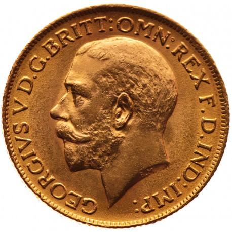 FULL GOLD SOVEREIGN 1925