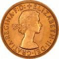 FULL GOLD SOVEREIGN 1968