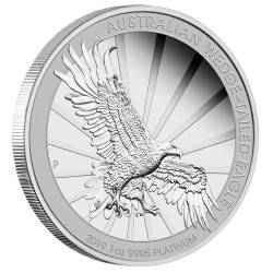 Australian Wedge-tailed Eagle 2019 1oz Platinum Proof Coin