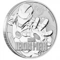 Perth Mint 1 oz silver 2018 MARVEL IRON MAN $1