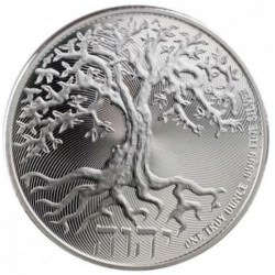 1 oz silver Niue TREE OF LIFE 2019 $2