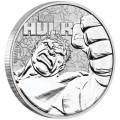 Perth Mint 1 oz silver 2019 MARVEL HULK $1